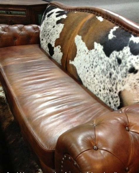 Cowhide Upholstery Leather - best 20 cowhide furniture ideas on