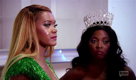 married to medicine 2 mariah and quad are no longer friends married to medicine mariah and quad face off at toya s