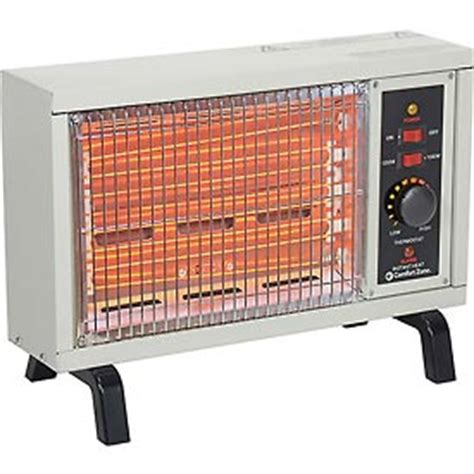comfort zone electric radiant heater heaters portable electric comfort zone 174 electric
