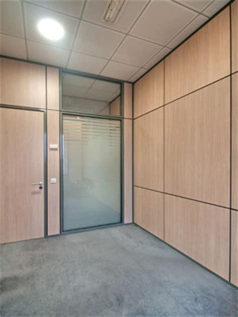 cloison aluminium bureau vente et pose de cloisons amovibles m2 space ile