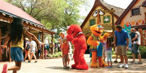 Busch Gardens Sesame by Busch Gardens Ta Hosts Sesame Safari Of