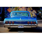 Featured Ride Rubens 64 Chevrolet Impala SS  Stance Is