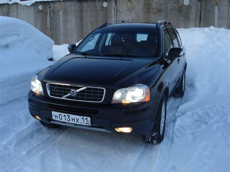 2008 volvo xc90 wallpapers 2 4l diesel automatic for sale