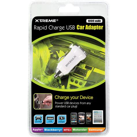Satoo Xtreme Speed Charge Micro Usb Cable 1 2 Meter Original xtreme cables rapid charge usb car adapter white 81621 b h