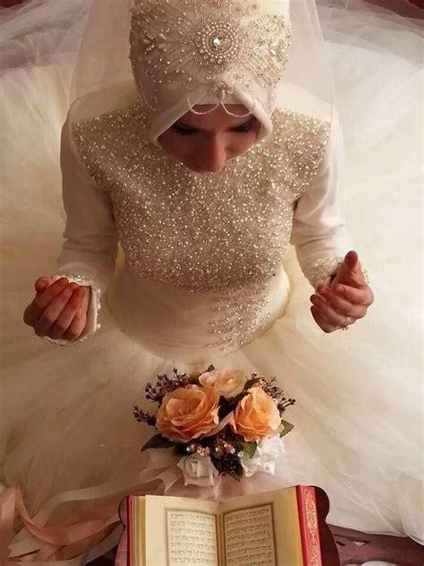 wedding hijab styles  simple bridal hijab tutorials