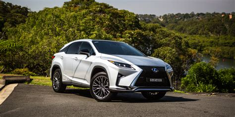 lexus is f sport 2017 2017 lexus rx450h f sport review caradvice