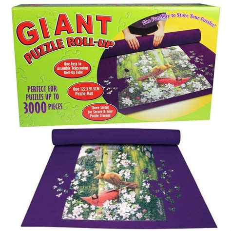 Jigsaw Puzzle Roll Up Mat Australia by Jumbo Jigsaw Roll Up Puzzle Store Storage Mat