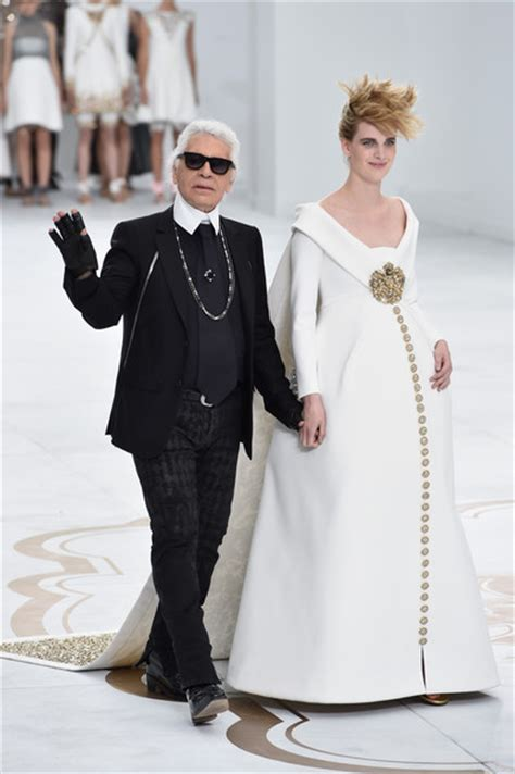 Runway Karl Lagerfeld by Karl Lagerfeld Pictures Chanel Runway Show Zimbio