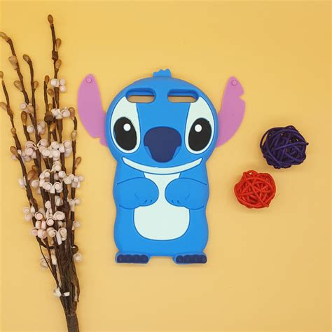 3d Stitch Iphone 5 5g 5s Iphone5 Karakter Lilo Softcase Soft compare prices on stitch ipod shopping buy