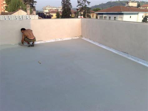 impermeabilizzazione terrazzo calpestabile terrazzo con gronda idee creative di interni e mobili