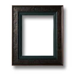 picture frames for frame 1 leather black linen