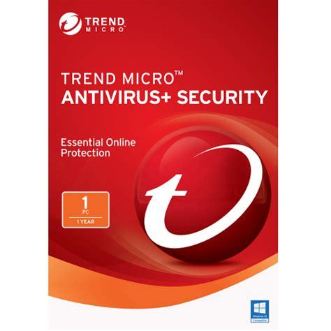 Antivirus Trend Micro trend micro antivirus 2018 1 year 1 pc retail