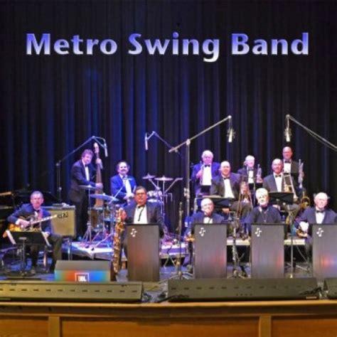 sacramento swing dancing hire the metro swing band big band in sacramento california