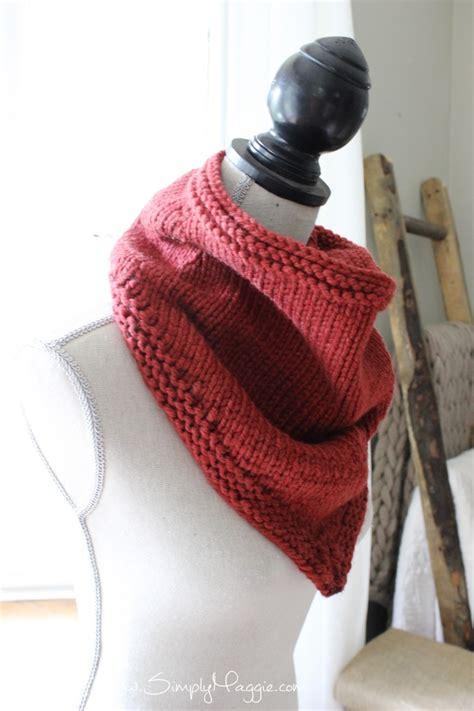 Knitting Bandana bandana cowl simplymaggie