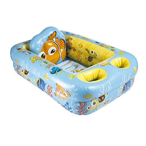 finding nemo baby bathtub ginsey finding nemo inflatable bathtub baby toddler baby