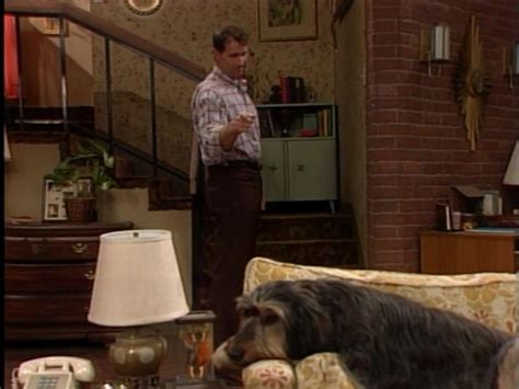 buck married with children mechanical stand in quot buck quot from married with children