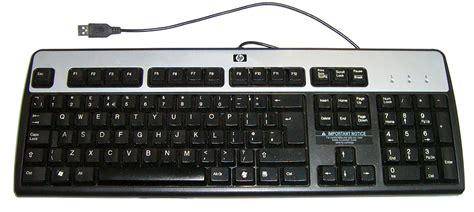 Keyboard Usb Hp new boxed hp 434821 032 usb uk keyboard