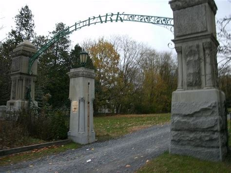 vale cemetery schenectady  york real haunted place