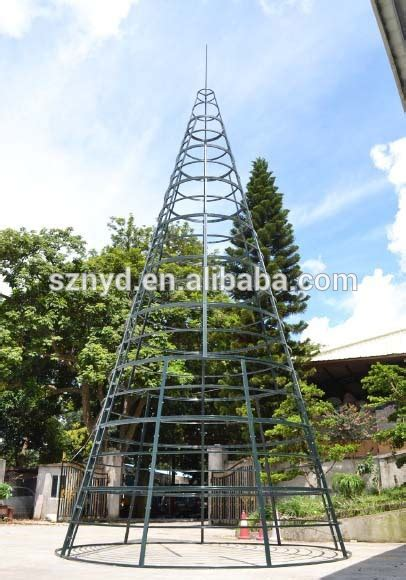 xmas tree structure outdoor led tree artificial wedding tree for shopping mall outdoor led