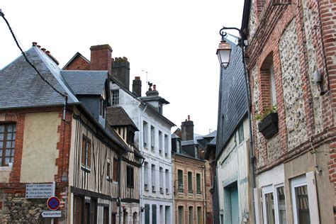 quaint town hip paris blog 187 a quaint mix of old new in normandy s