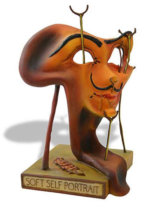 Gift Wrap Shops - salvador dali zacht zelfportret met gebakken spek salvador dali decovista kunst en interieur