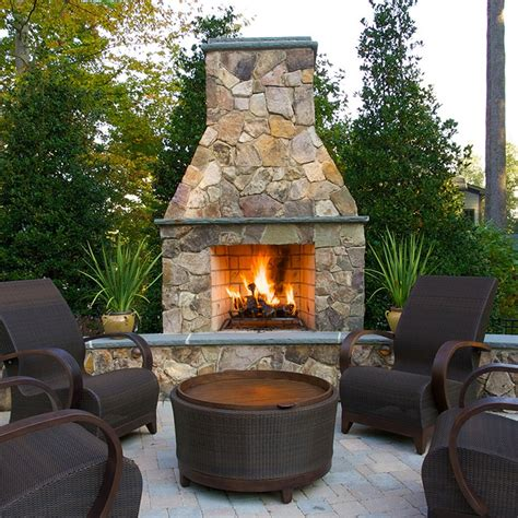 Outdoor Fireplace Inserts Wood by Vcs Web Store Outdoorlighting Outdoor Living Outdoor