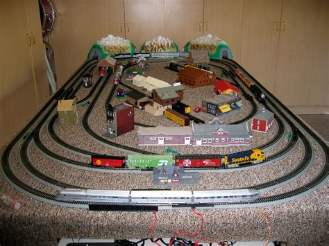 model railway electrics for beginners model layout pictures 02