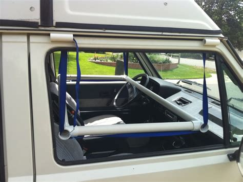 truck bed hammock how to add a bed to a volkswagen vanagon 50 cfires