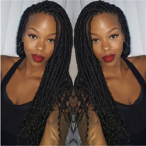 afro kinky dreads pics soft n silky afro kinky twist braid synthetic ombre faux