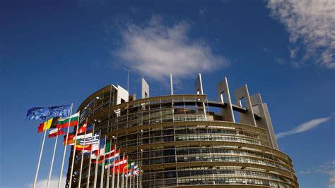 si鑒e du parlement europ馥n helmut kohl 224 strasbourg un hommage europ 233 en sous haute