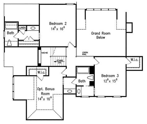 european floor plans european style house plan 4 beds 4 baths 3411 sq ft plan