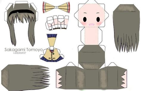 How To Make Papercraft Dolls - 17 best images about oh how i loved paperdolls on