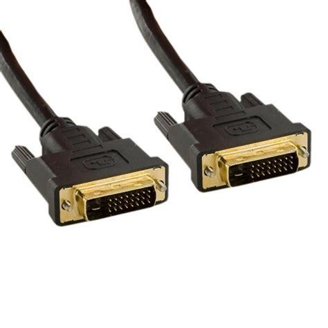 Kabel Dvi 241 To Hdmi 10m 1 4world Monitor K 225 Bel Dvi D 24 1 Dvi D 24 1 M M Dual