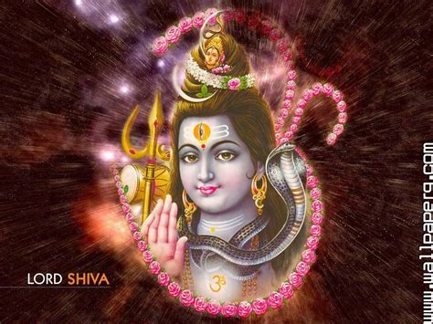 lord shiva hd spiritual wallpaper