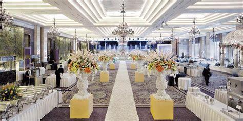 Wedding Hotel Jakarta by Hotel Indonesia Kempinski Jakarta Wedding Venue In