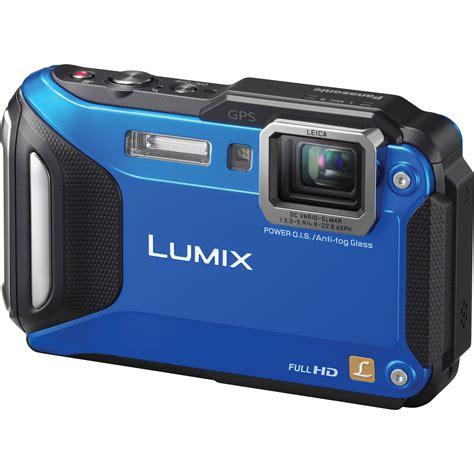 Kamera Olympus Waterproof panasonic lumix dmc ts6 digital blue b h photo