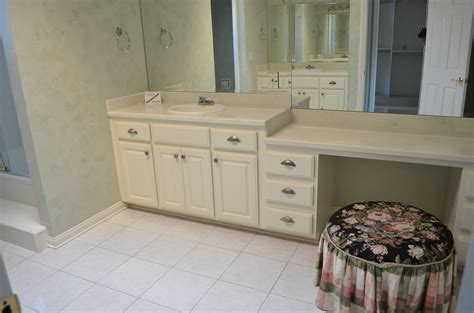 Bathroom Makeup Vanity Table Bathroom Appealing Collection Of Bathroom Vanity With Makeup Table To Beautify Your Bathroom