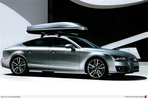 Audi A5 Roof Rack by