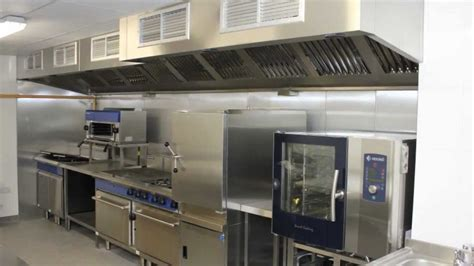 Commercial Kitchen Exhaust Hood Design by Cfs Commercial Kitchen Design Project Wmv Youtube