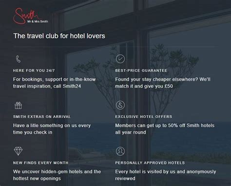 Mr Mrs Smith Hotel Guides by Eight Exles Of Top Notch Copywriting From Travel Brands
