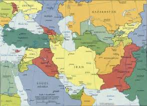 mygig middle east map update how four middle east countries assisted iran s expansions