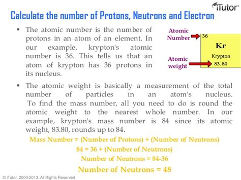 Krypton Protons by How Many Protons Does Krypton Powerpointban Web