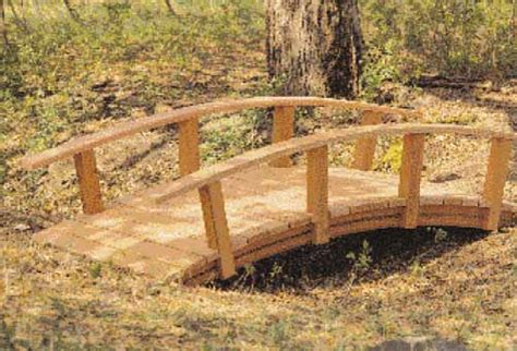 how to build a wooden bridge woodwork wooden footbridge plans pdf plans