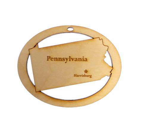 pennsylvania ornaments pennsylvania ornament pennsylvania souvenir palmetto