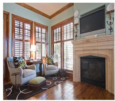 wood trim with pale blue green walls wooden trim my wood trim and
