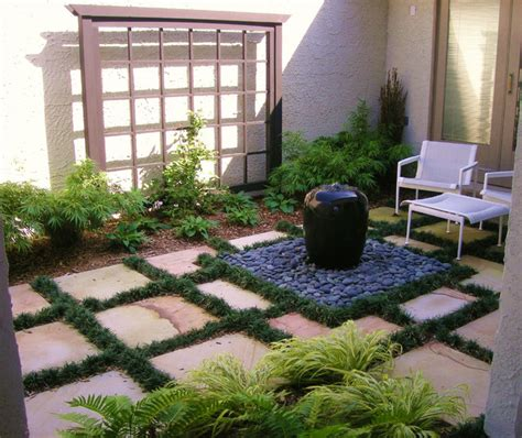 courtyard design entry courtyard asian patio newark by statile todd