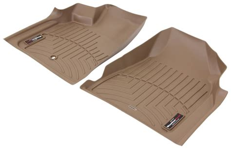 floor mats for 9348 chevrolet traverse weathertech wt452511