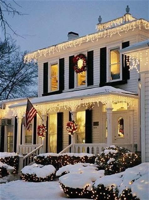 beautiful homes decorated for christmas best christmas lights pinterest pinboards tweeting