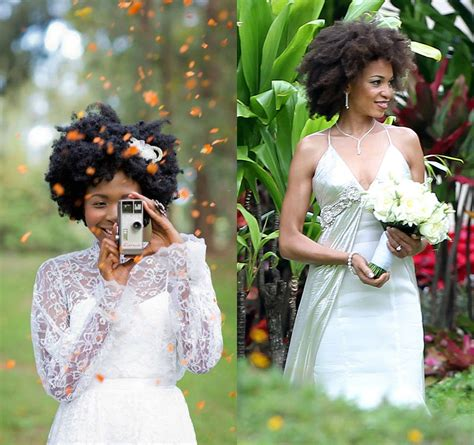 Black Afro Wedding Hairstyles by Black Wedding Afro Hairstyles Hairstyles 2017