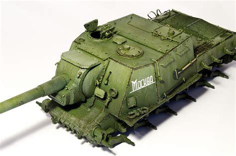 Tank Lackieren Berlin by Isu 152 Painting In Progress Modelhobby Eu